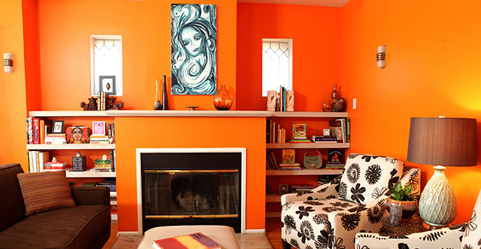 Interior Painting Services in Saint Louis