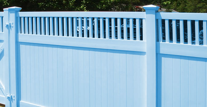 Painting on fences decks exterior painting in general Saint Louis